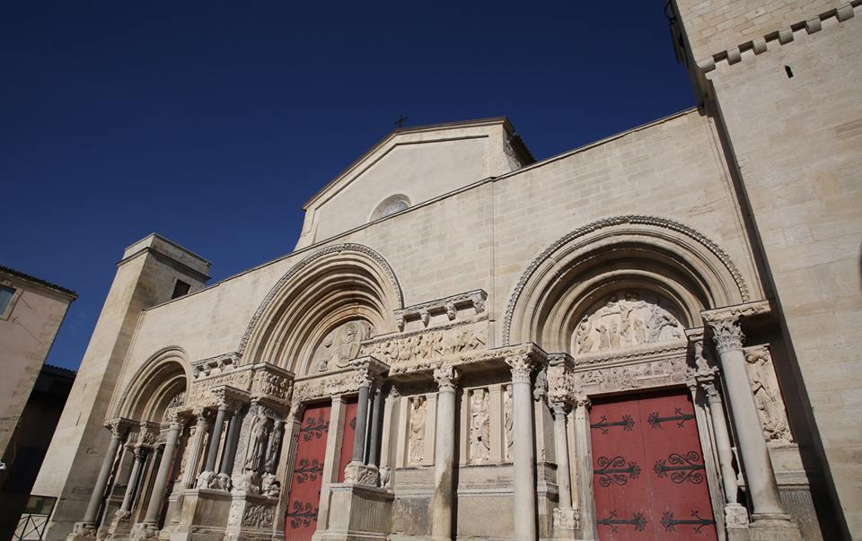 La nouvelle facade restauree